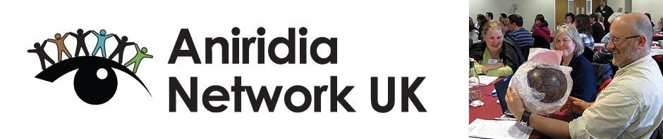 Aniridia Network UK logo