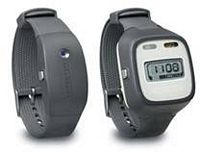 Scientific intrument that looks similar to a digital wrist watch