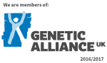 We are members of Genetic Alliance UK