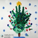 Christnas tree card